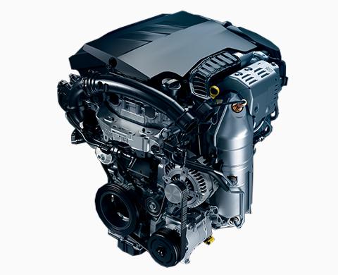 תמונה של מנוע PureTech